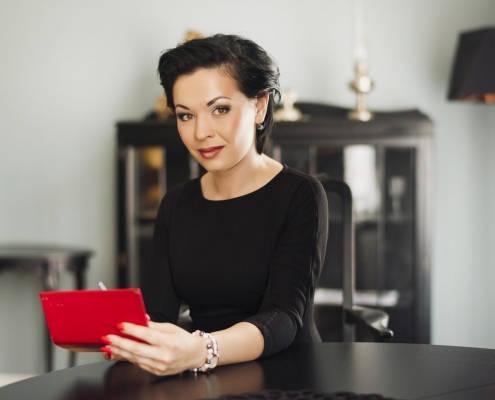 Основатель клуба Елена Тонова