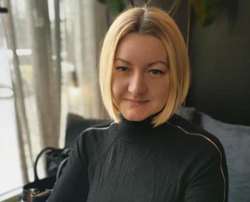 Галевска Марина. Биохимия и писательство 2