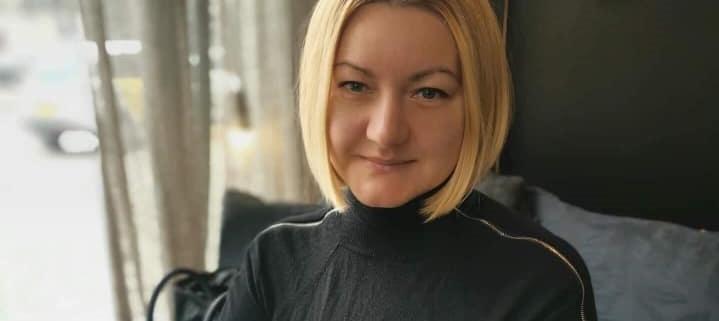Галевска Марина. Биохимия и писательство 1