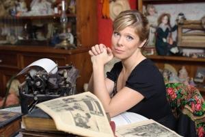Анна Кашина. Латвийская писательница 2