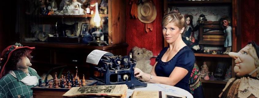 Анна Кашина. Латвийская писательница 1