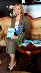 Марина Галевска. Презентация книги 5