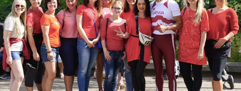 Ladies Deal Club на празднике города Рига 1