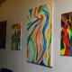 Выставка, спустя 21 год. Владислава Крупмане 34