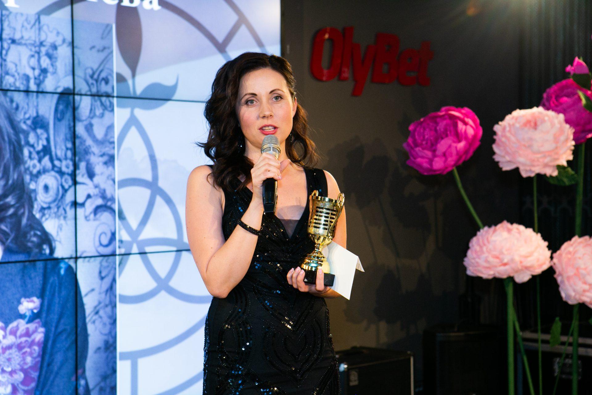 Женщиной Года в Латвии стала Светлана Дергачёва 4