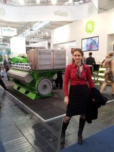 Наталья Гейсари, доктор инженерных наук 2