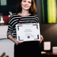 Вручение сертификатов. Члены бизнес-клуба 22