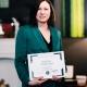 Вручение сертификатов. Члены бизнес-клуба 15