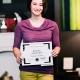 Вручение сертификатов. Члены бизнес-клуба 13