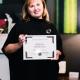 Вручение сертификатов. Члены бизнес-клуба 12