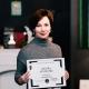 Вручение сертификатов. Члены бизнес-клуба 11