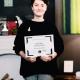 Вручение сертификатов. Члены бизнес-клуба 10