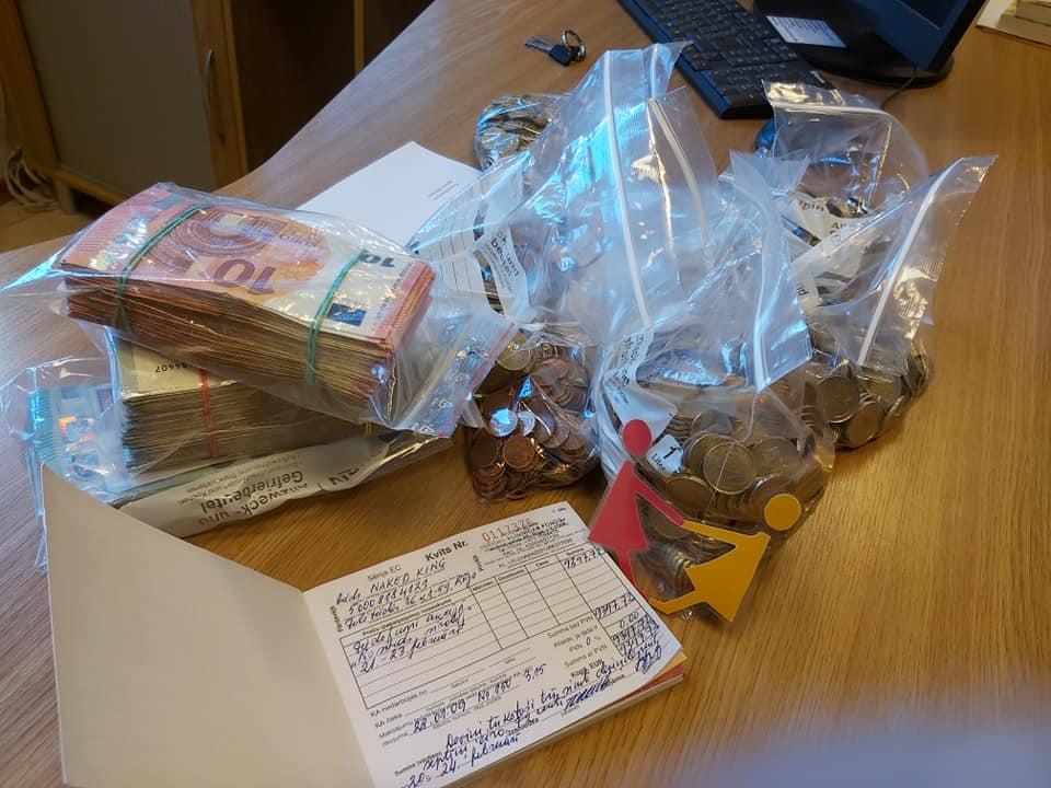 Акция «Сердцем к сердцу 2020» собрала 9397,72 евро 10