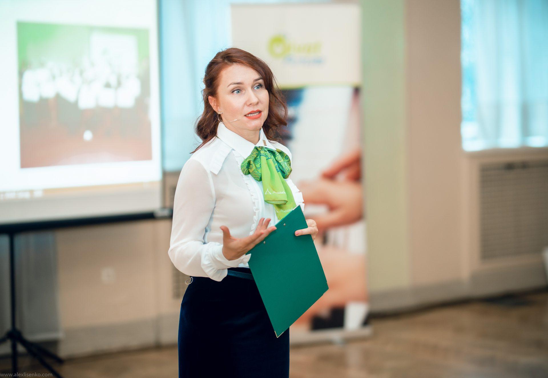 Нелли Пешко, специалист в области финансов и инвестиций. 2