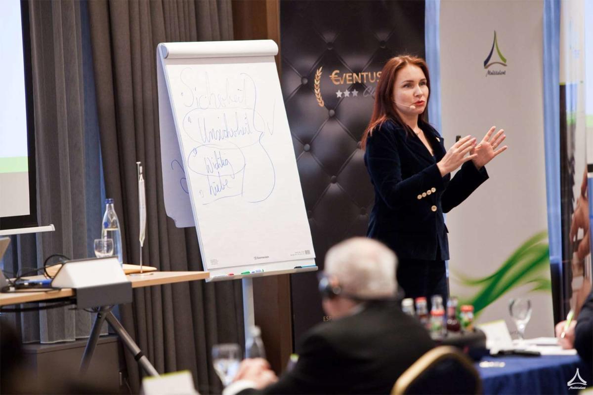 Нелли Пешко, специалист в области финансов и инвестиций. 4