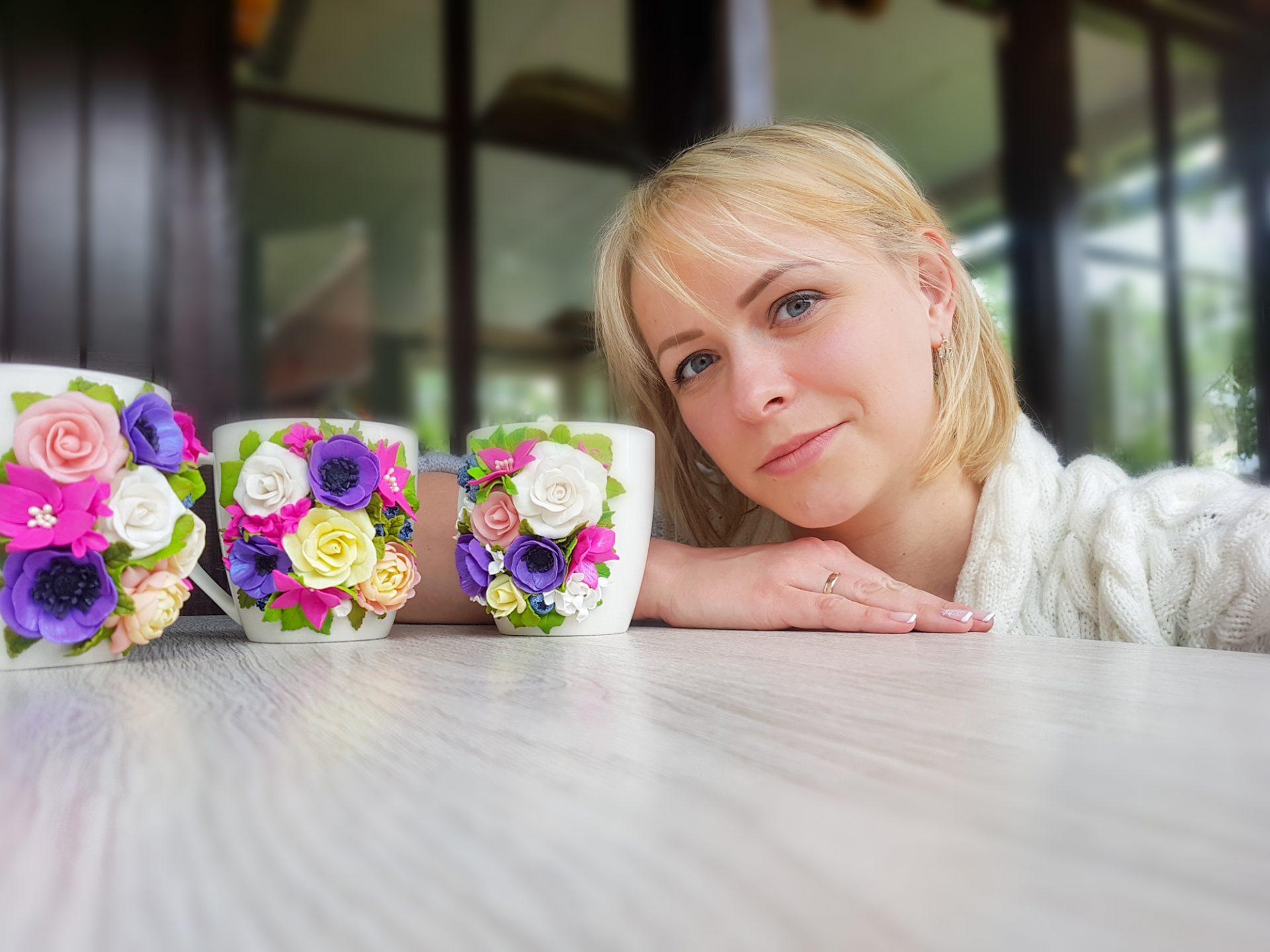 Илана Косенко, руководитель студии DekoPasaule 2