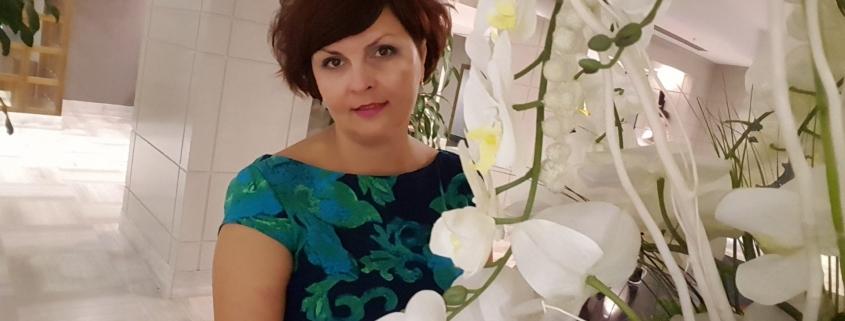 """Светлана Якубовска, член правления в дистрибьютерской компании """"Cosmetic Distribution"""" 1"""