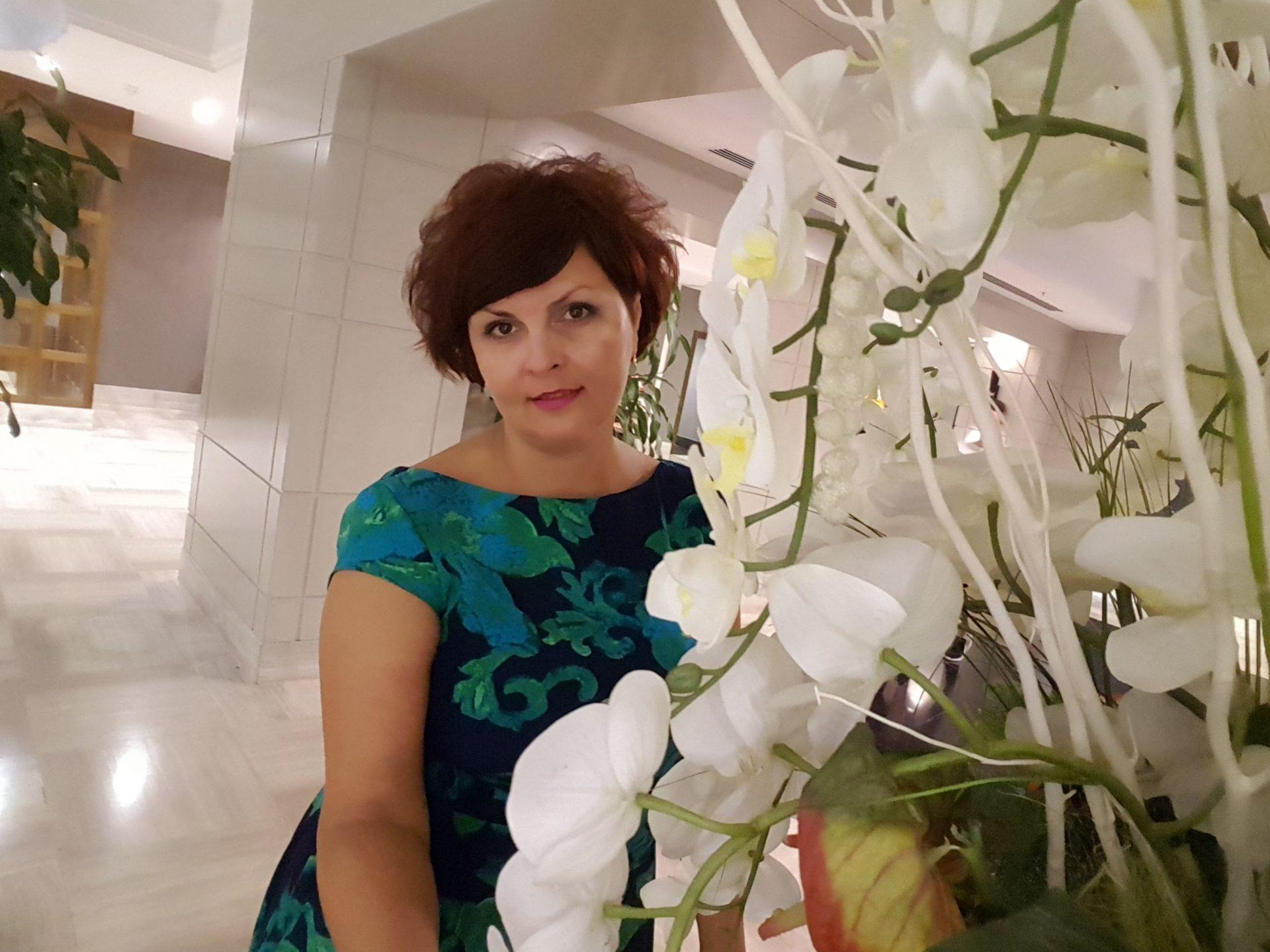 """Светлана Якубовска, член правления в дистрибьютерской компании """"Cosmetic Distribution"""" 38"""