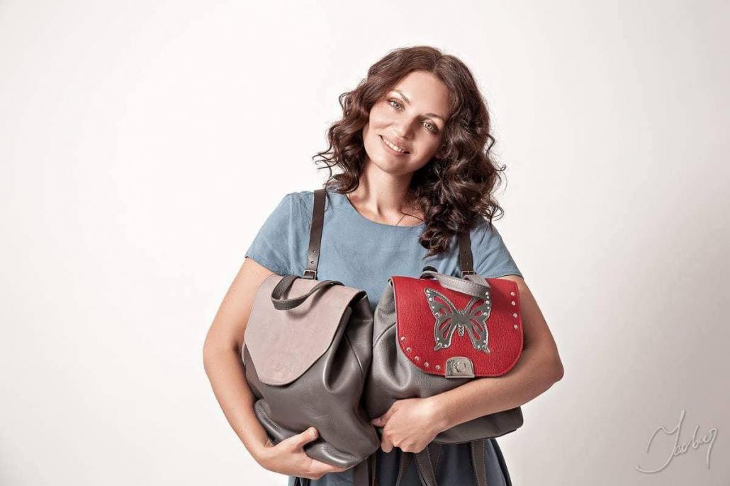 Наталия Кудряшова, дизайнер сумок с 10-илетним стажем. Лето 2020 3