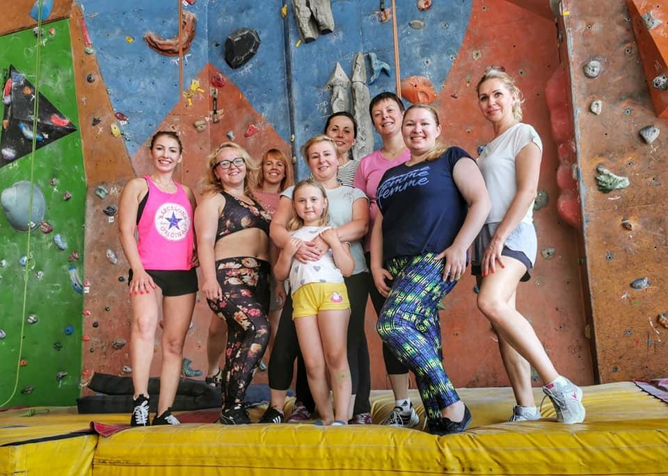 Женский бизнес-клуб покорил «Эверест» LDC 32