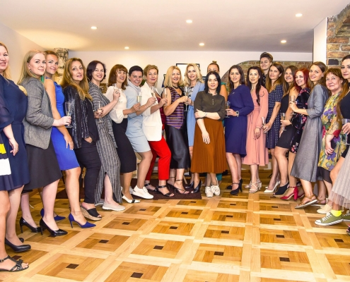 Вечеринка в женском бизнес-клубе Ladies Deal Club 8