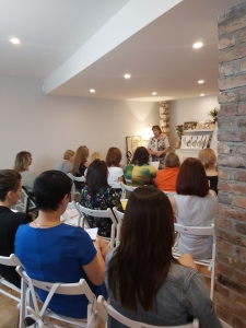 Женский форум Women's Talks IX LDC 2
