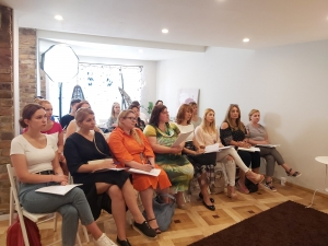 Женский форум Women's Talks IX LDC 4