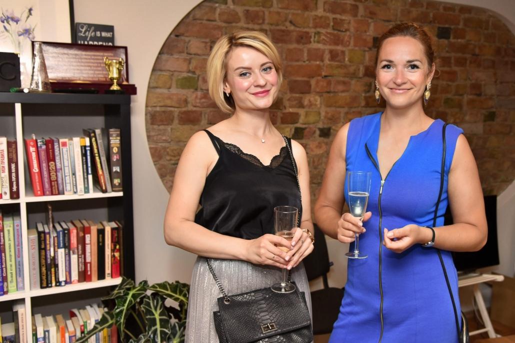 Вечеринка в женском бизнес-клубе Ladies Deal Club 47
