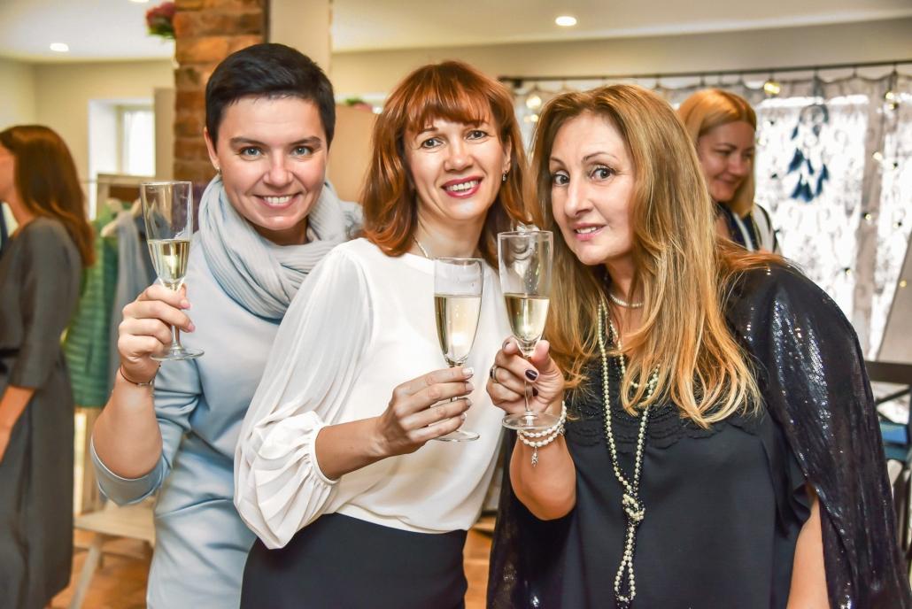 Вечеринка в женском бизнес-клубе Ladies Deal Club 46