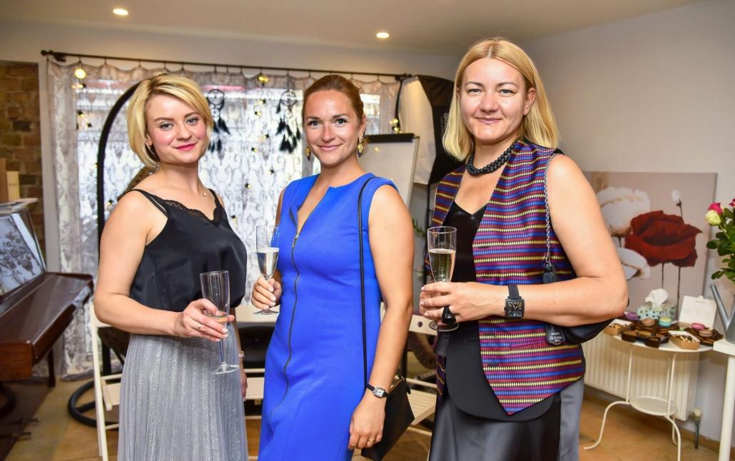 Вечеринка в женском бизнес-клубе Ladies Deal Club 48