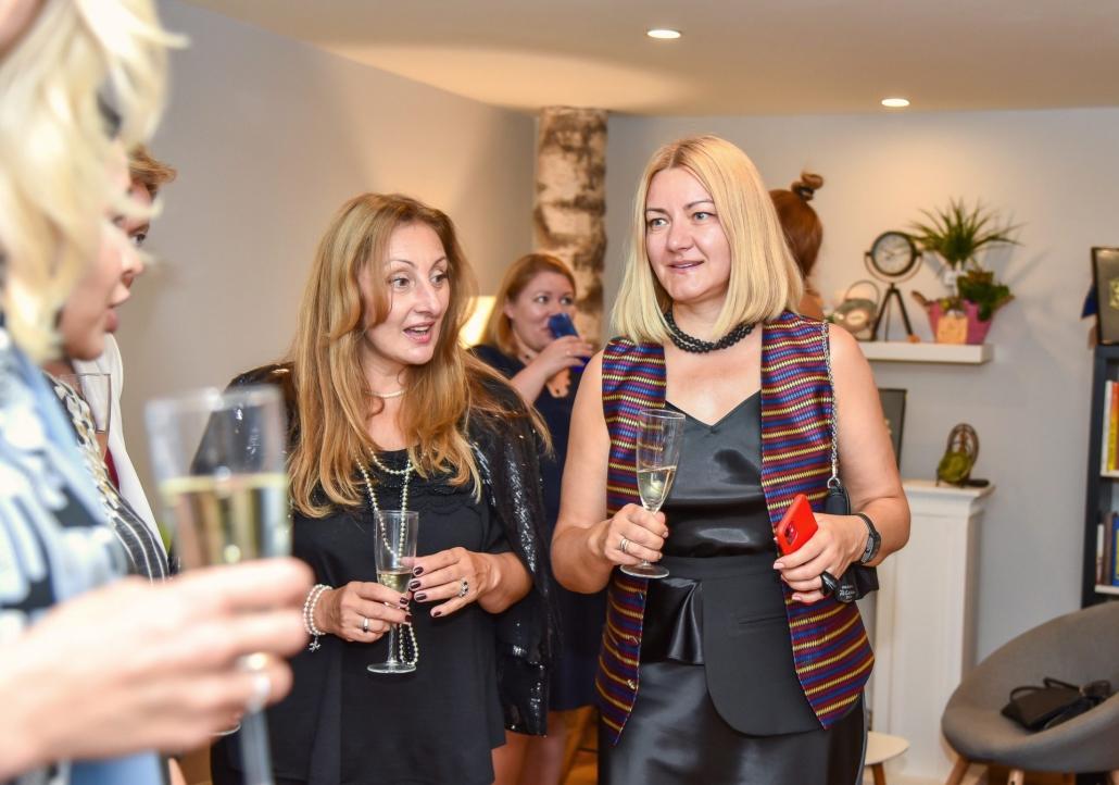 Вечеринка в женском бизнес-клубе Ladies Deal Club 41