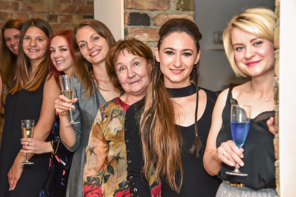 Вечеринка в женском бизнес-клубе Ladies Deal Club 40