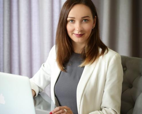 Татьяна Рыблова, Руководитель по развитию бизнеса компании Cognizant Latvia 27