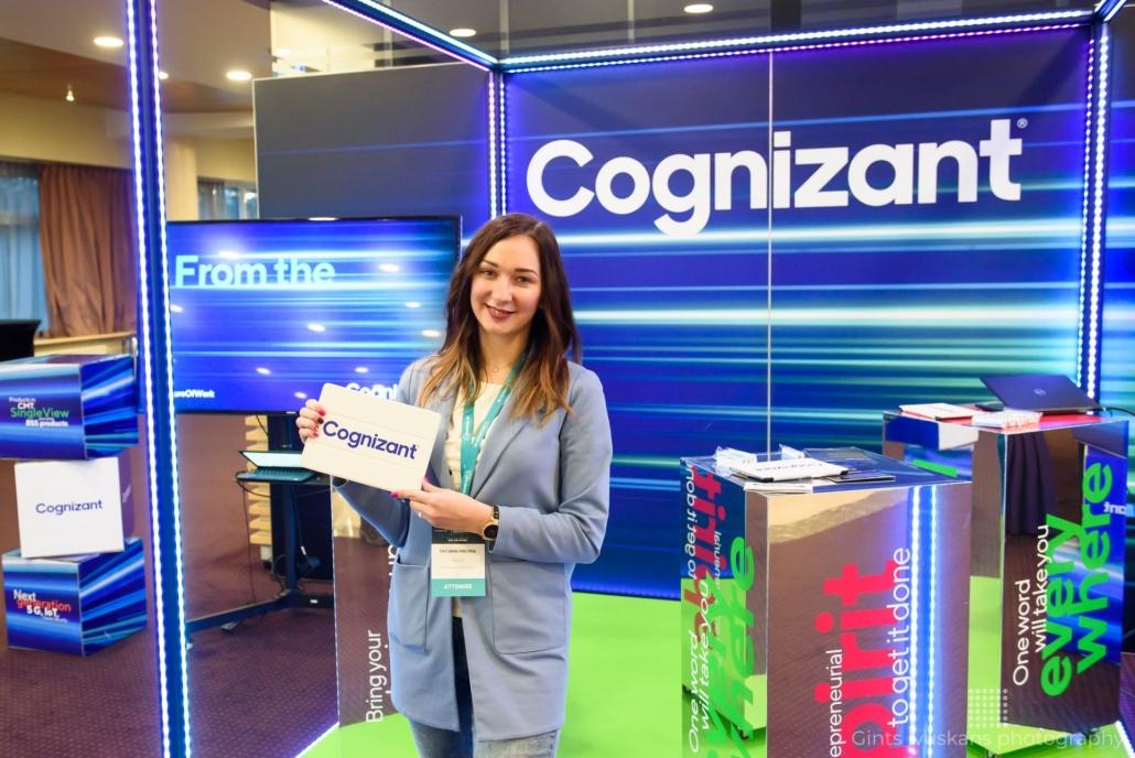 Татьяна Рыблова, Руководитель по развитию бизнеса компании Cognizant Latvia 25