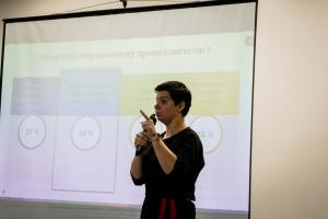 Конференция LDC совместно с LTRK. Риторика 14