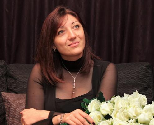 Евгения Ульченкова, дизайнер, основатель творческой мастерской Art-s Design 3