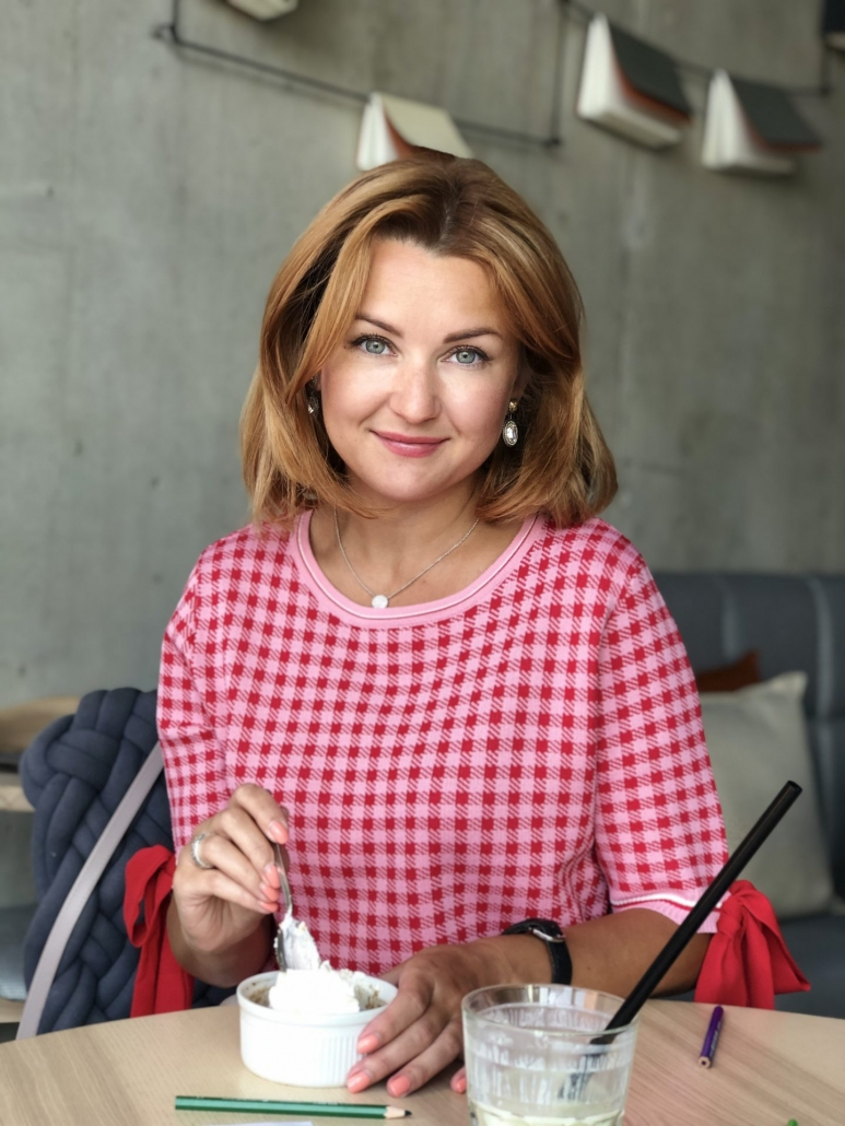 Алина Малошик, логопед, нейропсихолог и педагог. 2
