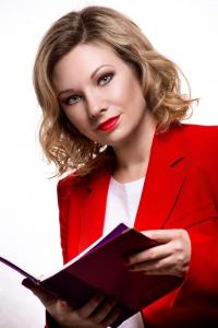 Алина Зверева, специалист по клиническим исследованиям. 27