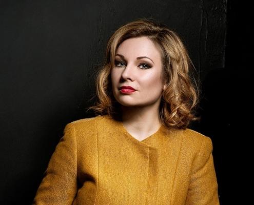 Алина Зверева, специалист по клиническим исследованиям. 9