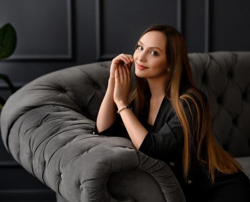 """Мария Спруде – вокальный педагог, руководитель вокальной студии """"De Nova"""" 4"""