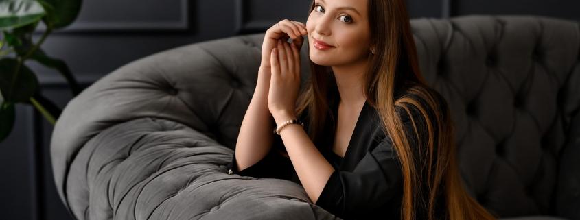 """Мария Спруде – вокальный педагог, руководитель вокальной студии """"De Nova"""" 1"""