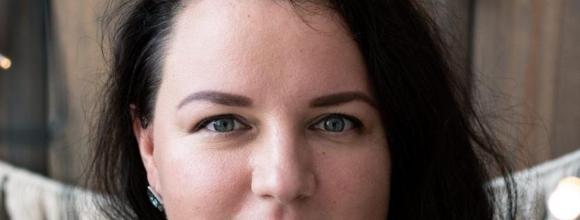 Анастасия Ткаченко. Маркетолог, консультант по продвижению в соцсетях. 1