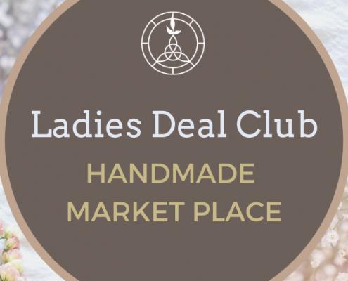 Золотые руки Ladies Deal Club. Департамент Handmade 6