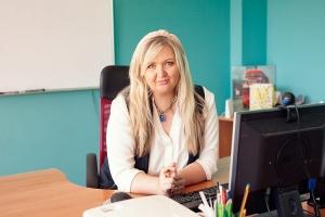 Наталия Аландаренко, лидер ANG school 3