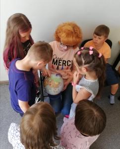 Марина Немнясова. Сениоры, коты и дети. 5