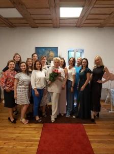 Ladies Deal Model School: Татьяна Лукашенкова 89