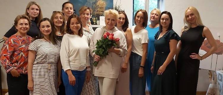 Ladies Deal Model School: Татьяна Лукашенкова 1
