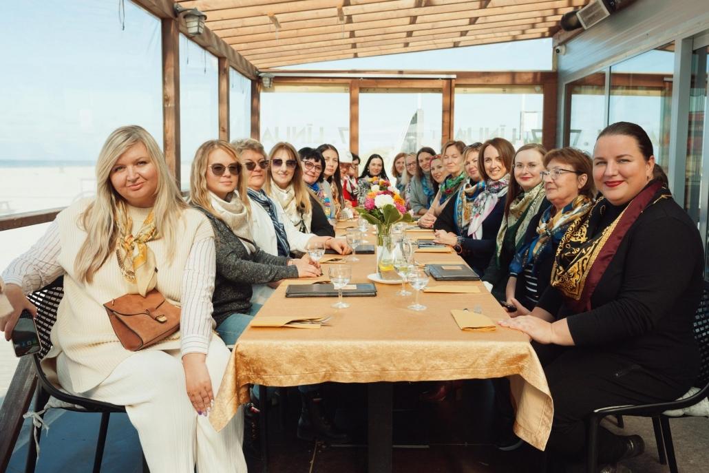 Лиепая и женский бизнес-клуб Ladies Deal Club. Мини путешествие 2
