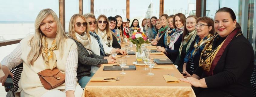 Лиепая и женский бизнес-клуб Ladies Deal Club. Мини путешествие 1