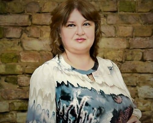 Ольга Скворцова, психолог и логопед 1